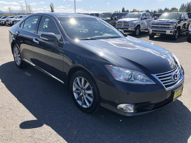 Pre-Owned 2011 Lexus ES 350 FWD Sedan